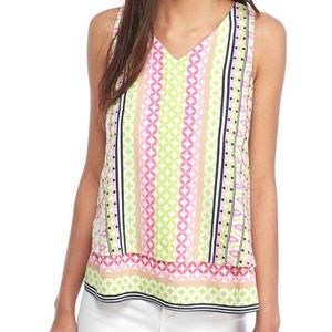 SALE! Crown & Ivy double layer tank top